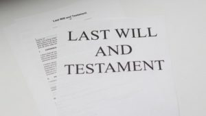 last will and testament Probate Attorney Rockford IL